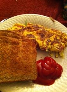 Omelete Baby!