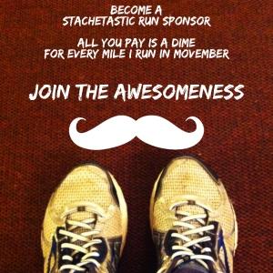 Stachetastic Run Sponsor